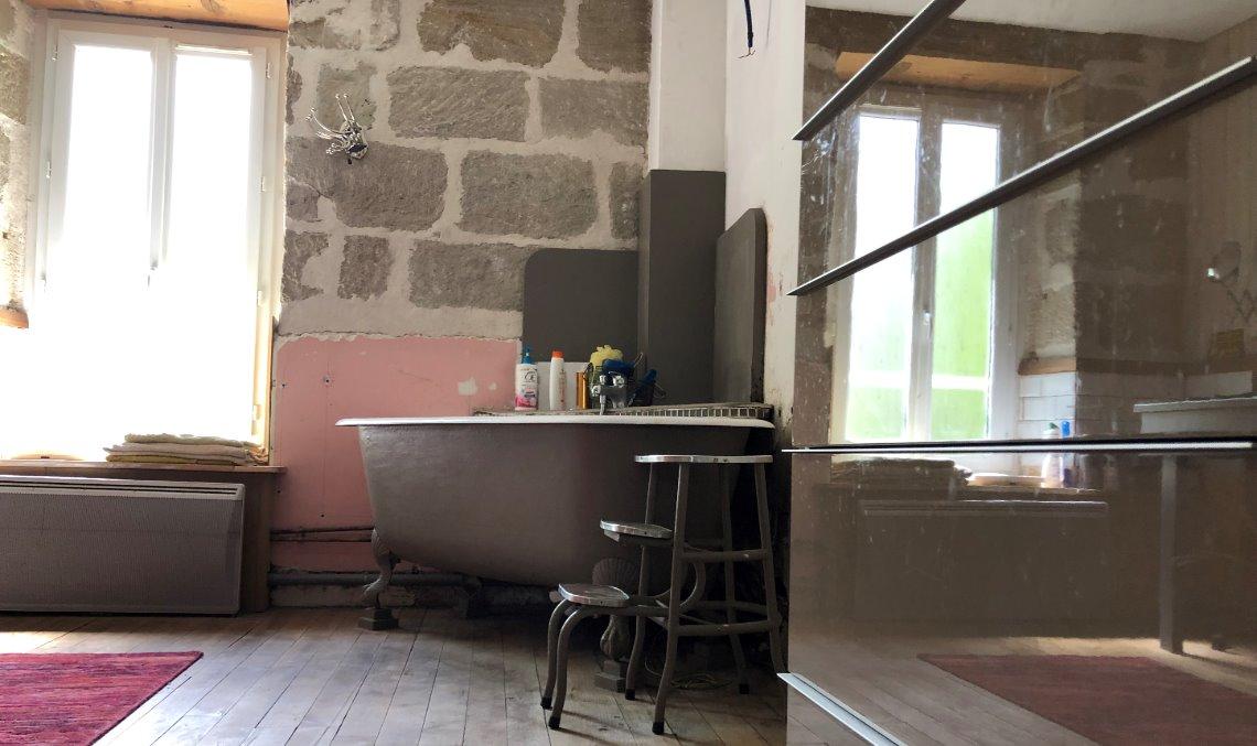 Du Cote De Chez Soi La Belle Surprise Maison De Centre Ville